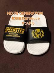 NO.76 GENERATIONS       数原龍友produce(サンダル)