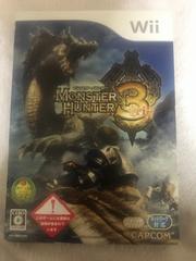 送料無料!Wii モンスターハンター3(トライ)