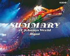 SUMMARY of Johnnys World Digest KAT-TUN NEWS