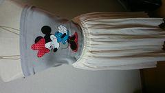 新品、大きいサイズ4Lプリーツロングスカート!!アイボリー