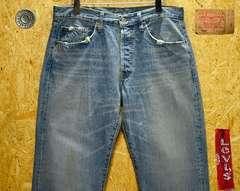 ◆廃盤◆リーバイス03501-01・W32(89cm)・股下80cm