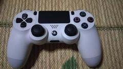 PS4コントローラ白色