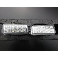 16連LED  クリスタルLED バック ランプユニット ジムニー JB23 バックライトホワイト