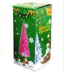 新品箱入 クリスマスツリー イルミネーションライト レインボー