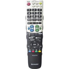 シャープ テレビ用リモコン RRMCGB031WJSA◆LC-32H7 / LC-40H7