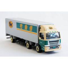 ★クロネコヤマト運輸トミカサイズミニカー♪大型トラック10t車