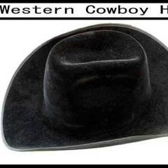 ウェスターン カウボイ ハット COWBOY新品  cowboy ハットLAMA