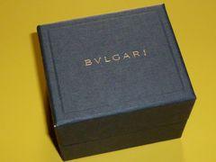 美品ブルガリBVLGARIアクセサリーボックス箱収納イタリア製リングネックレス