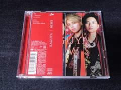 <即決>NEWS/KAGUYA・初回限定盤