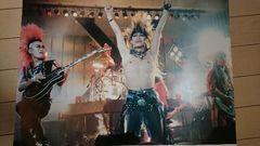X JAPAN ポスター 1989 YOSHIKI hide TAIJI ToshI PATA