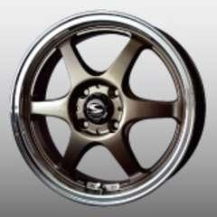 15インチ【タイヤ付】新品アルミホイール4本セット、軽自動車