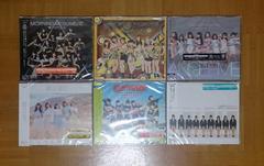 ハロー!プロジェクト 通常盤CD 未開封 6枚まとめ売り�@ モーニング娘。ほか