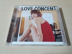 hitomi CD「LOVE CONCENT」●