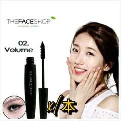 The FaceShop ザフェースショップ プレシアンビッグマスカラ ボリュームタイプ韓国