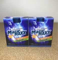マジックマックス 2箱 8枚入 新品 早漏防止 MAJIC MAXX