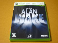 Xbox360 アラン ウェイク