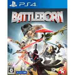 PS4》Battleborn(バトルボーン) 〈特典入〉 [177000282]
