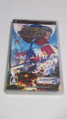 PSP 魔界戦記ディスガイア PORTABLE ポータブル 通信対戦はじめました。