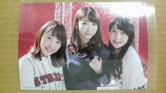AKB48 Green Flash サークルKサンクス特典写真 柏木 川栄 木崎 即決