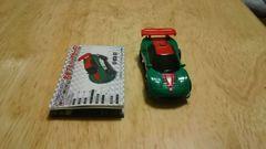 プルバックミニカー、NSX、スカイラインGTR、スープラSC430