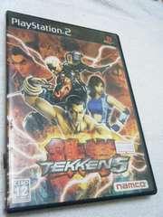 鉄拳5(PS2用ソフト)