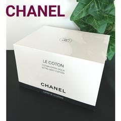 新品 CHANEL コットン ボックス BOX LE COTON 化粧 メイク