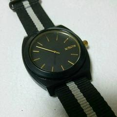 電池交換済み!NIXON ニクソン メンズ腕時計 男性用 稼働品