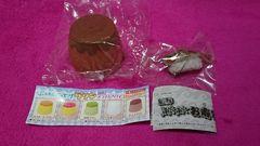 スクイーズ チョコプリン ぷにぷにお寿司☆2つセット