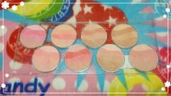 コーセー/ヴィセリシェ☆ブレンドカラーチークス8色セット♪定価12960円
