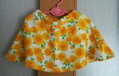 新品同様☆ムージョン購入☆miamailの花柄スカート☆size100