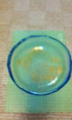 お菓子入れガラス皿♪