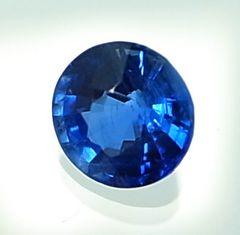 高品質ロイヤルブルー カイヤナイト1.11ct ファセット★3536