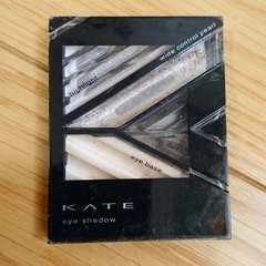 KATEケイト ワイドエッジアイズ BR-3 アイシャドウ 茶ブラウン 定価1600+税円