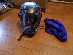 フルフェイスオンロードヘルメット