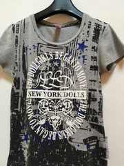 さらに値下げ!おしゃれ!リズリサ ロゴTシャツ Fサイズ
