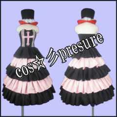 ワンピース ペローナ 2年後◆コスプレ衣装
