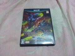 【Wii U】モンスターハンターポータブル3rd HDver