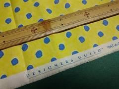 約67cm幅×0.8m・デザイナーズギルドのドットプリント(��3192)
