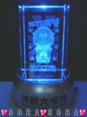 ジャンク SPORTS【浜田大明神】浜ちゃんが喋り光るクリスタルライト