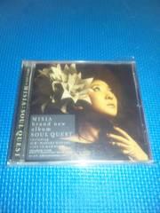 新品未開封 初回限定CD2枚組 MISIA「SOUL QUEST」ミーシャ MURO