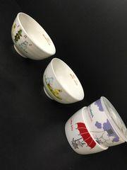 4998 ムーミン 茶碗 レンジ 容器 カップ 深皿