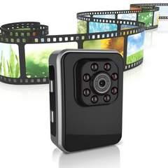 HD1080P WiFi対応ミニカメラ 超小型カメラ スポーツ撮影