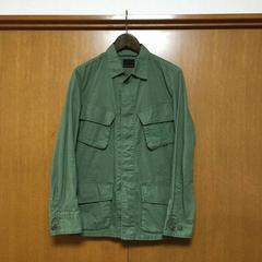 ★ヒステリックグラマー バックプリント シャツジャケット★