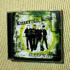 エメラルドレイン Emerald Rain Sleepwalk 輸入盤アルバム カナダ 未開封即決