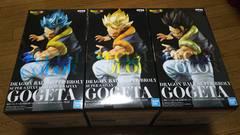 ドラゴンボール超 ブロリー GOGETA ゴジータ3種類セッ