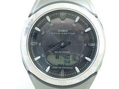 5578/CASIOカシオ★ウェブセプター電波時計ソーラー充電モデルWVA-300