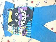 バイキンマンパジャマ上下セットサイズ95�p