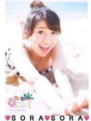 【AKB48 大島優子】海外旅行日記〜ハワイはハワイ〜DVD特典生写真�L