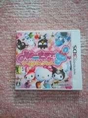 3DSソフトハロ-キティとサンリオキャラクタ-ズ・ワ-ルドロックツア-