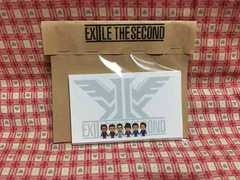 EXILE THESECOND☆メッセージカード20枚